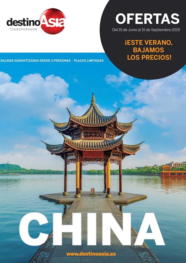 Destino Asia Catálogo China