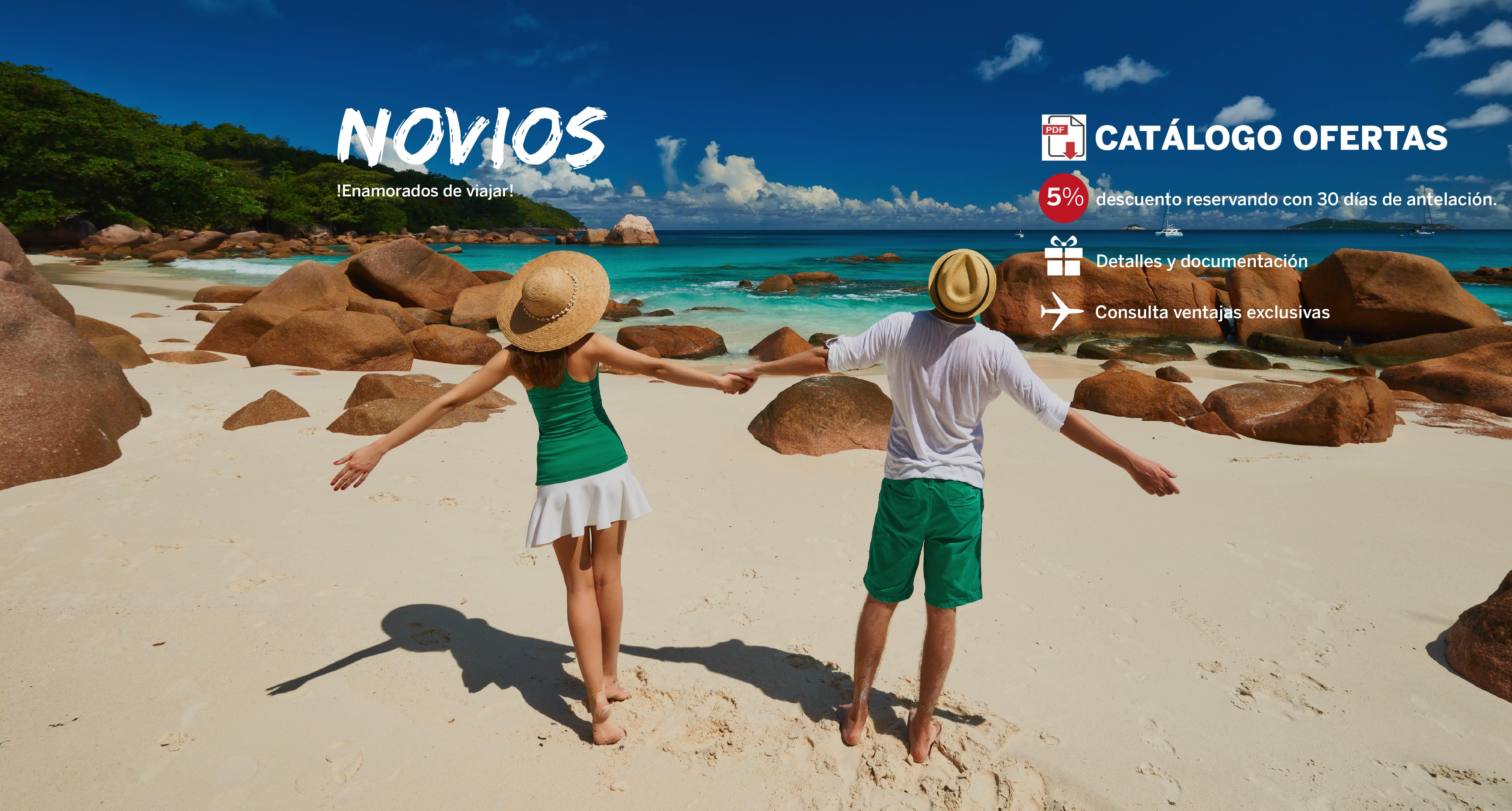 CATALOGO NOVIOS