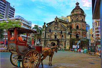 FILIPINAS <br> AMANPULO