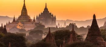 MYANMAR <BR> ANTIGUAS CAPITALES EN PRIVADO