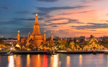 TAILANDIA<BR> REINO DE SIAM Y KOH SAMUI