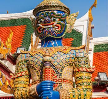 TAILANDIA <BR> CAPITALES DE SIAM